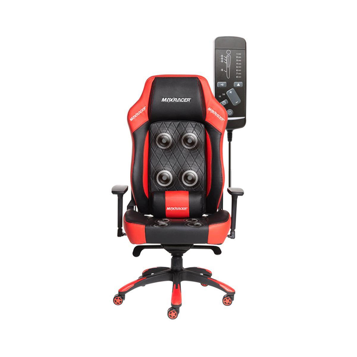 Cadeira Gamer MaxRacer Bunker SMI
