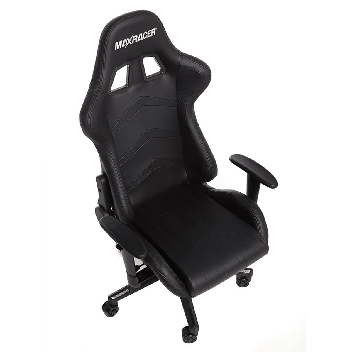 Cadeira Gamer MaxRacer Aggressive Preta