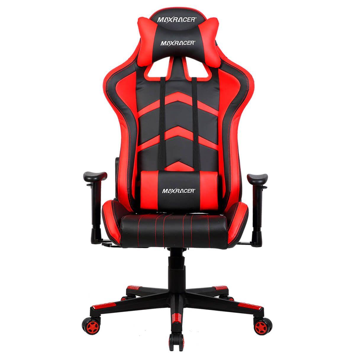 Cadeira Gamer MaxRacer Aggressive