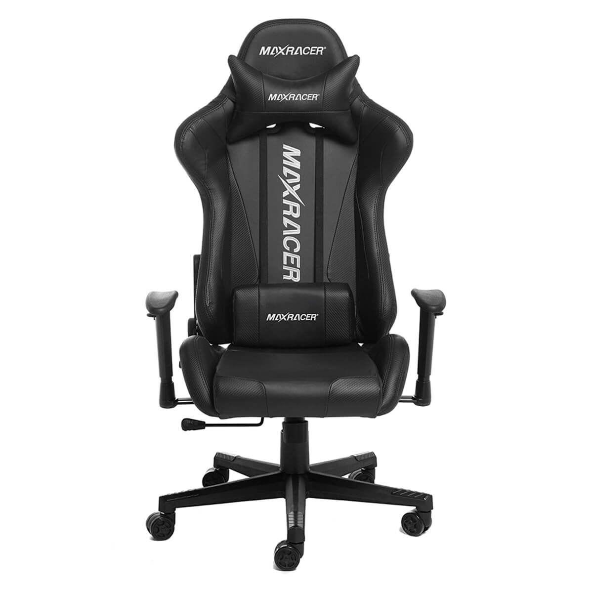 Cadeira Gamer MaxRacer Skilled Preta