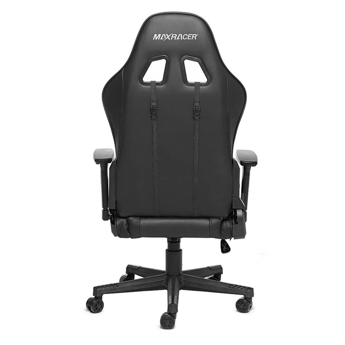 Cadeira Gamer MaxRacer Tactical Preta