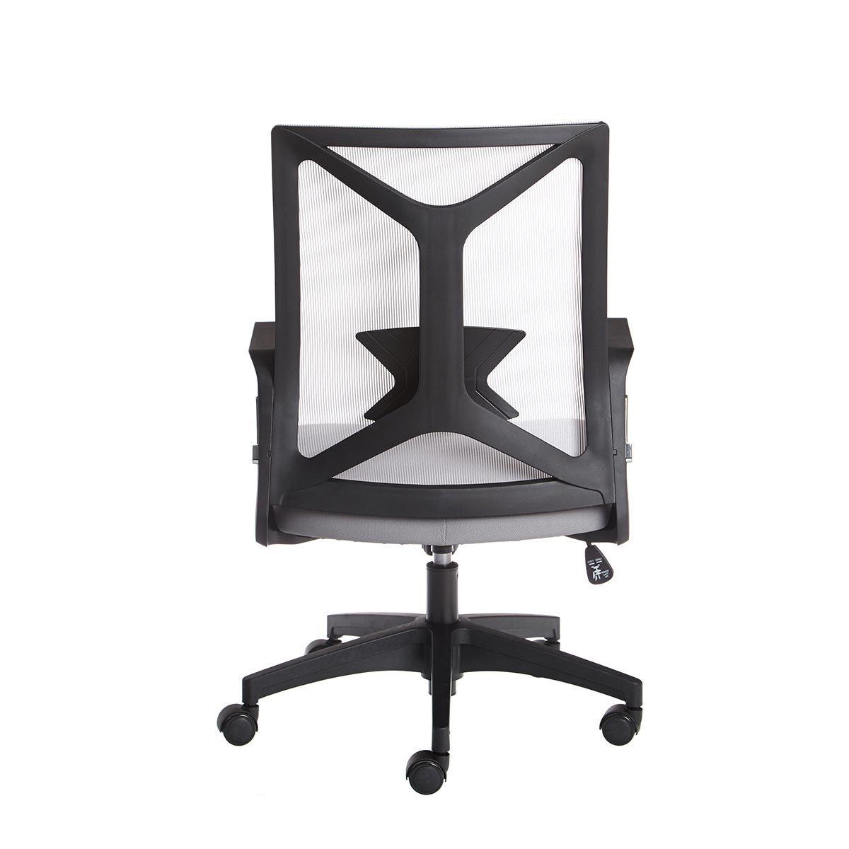Cadeira Office Elegance Diretor Cinza