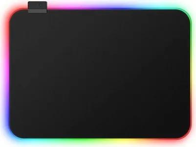 MOUSEPAD GAMER RGB MAX RACER - MÉDIO