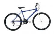 Bicicleta Adulto Masculina Tr 1 Aro 26 18V Stone Bike Azul