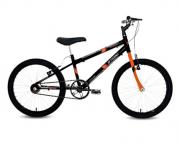 Bicicleta Stone Bike Aro 20 Rock Masculina Sem Marcha Preta