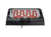 Churrasqueira Elétrica Agratto CH 01 1800W Com Regulagem