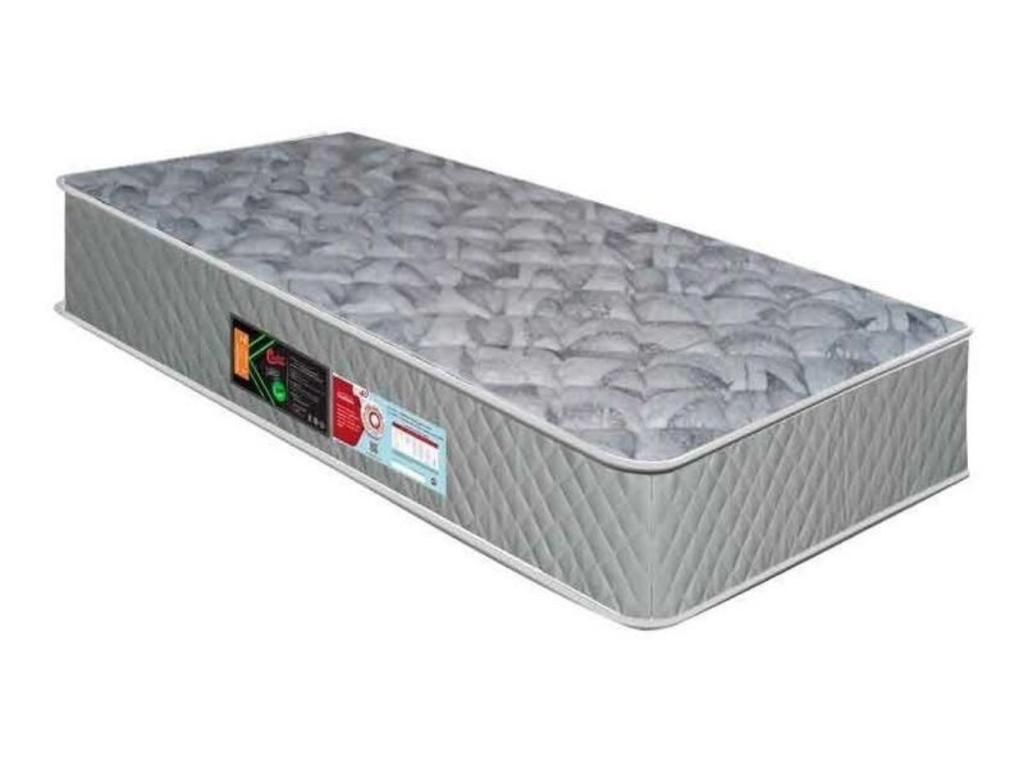 Colchão Solteiro Espuma D33 Castor Sleep Max 88x188x25