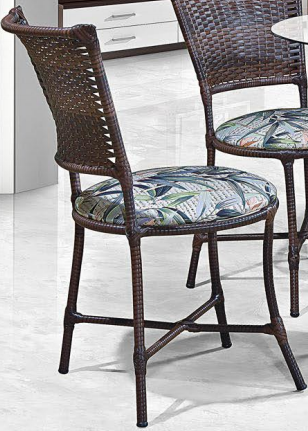 Conjunto Genyfer com 04 Cadeiras e 1 Mesa