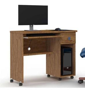Mesa de Computador Vicenza c/ Rodízios