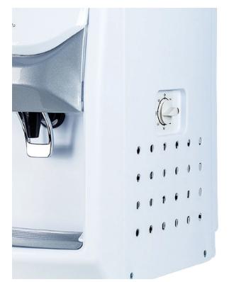 Purificador de Água por Compressor New Up New Evidence Branco 110V