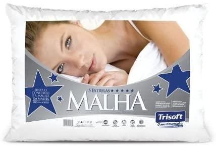 Travesseiro Trisoft 5 estrelas 50x70cm