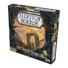 Board Game - As Terras Oníricas - Expansão Eldritch Horror