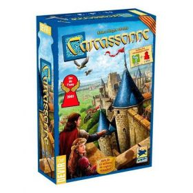 Board Game - Carcassonne