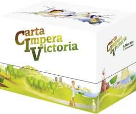 Board Game - Carta Impera Victoria