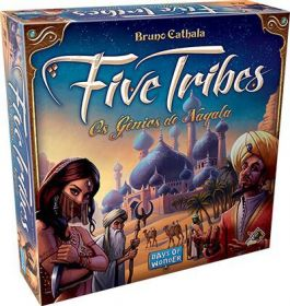 Board Game - Five Tribes