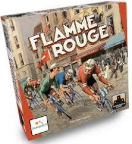 Board Game - Flamme Rouge