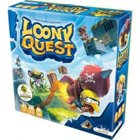 Board Game - Loony Quest