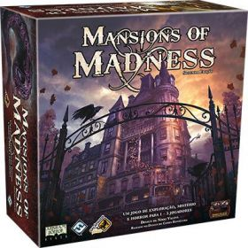 Board Game - Mansions of Madness