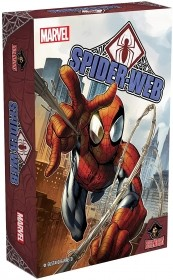 Board Game - Marvel Spider-Web