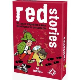 Board Game - Red Stories