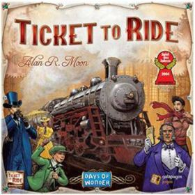 Board Game - Ticket to Ride