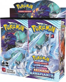 Booster Box Pokémon Reinado Arrepiante
