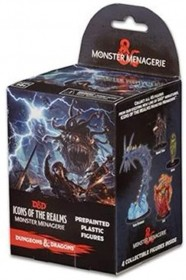 DD Icons of the Realms Monster Menagerie (Booster Brick)