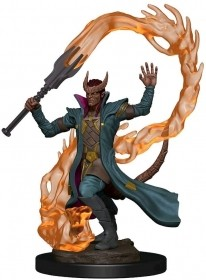 DD Icons of the Realms Premium Figures Tiefling Male Sorcerer