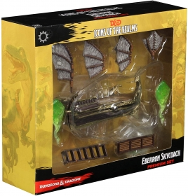 Dungeons Dragons DD Set 14 Eberron Rising From the Last War Skycoach Set