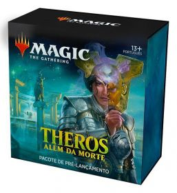 MTG Magic Theros Alem da Morte Pre release Pack Portugues