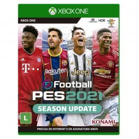 PES 2021 Xbox