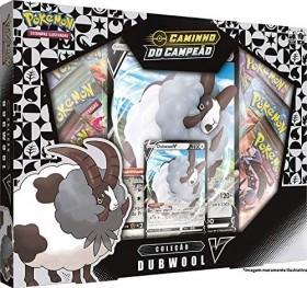 Pokémon Box Coleção Dubwool - Caminhos Do Campeão