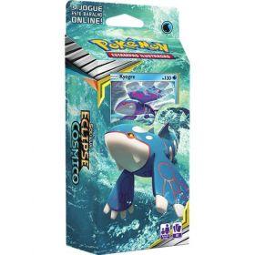 Pokémon - Starter Deck Profundezas Ocultas Sol e Lua 12 Eclipse Cósmico