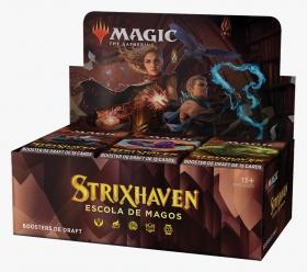 Pré venda Booster Box StrixHaven