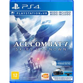 PS4 - Ace Combat 7 Skies Unknown
