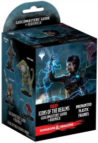 RPG- Dungeons Dragons DD IconsGuildmasters Guide to Ravnica (Booster)