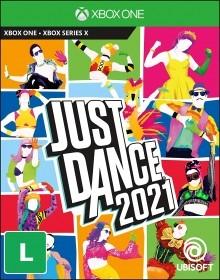 XBOX JUST DANCE 2021