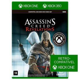 XBOX ONE - Assassins Creed Revelations