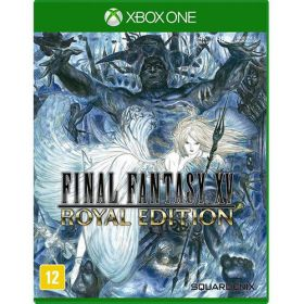 XBOX ONE - Final Fantasy XV Royal Edition