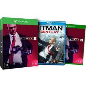 XBOX ONE - Hitman 2 Ed. Limitada