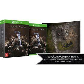 XBOX ONE - Terra Média Sombras da Guerra Ed. Limitada