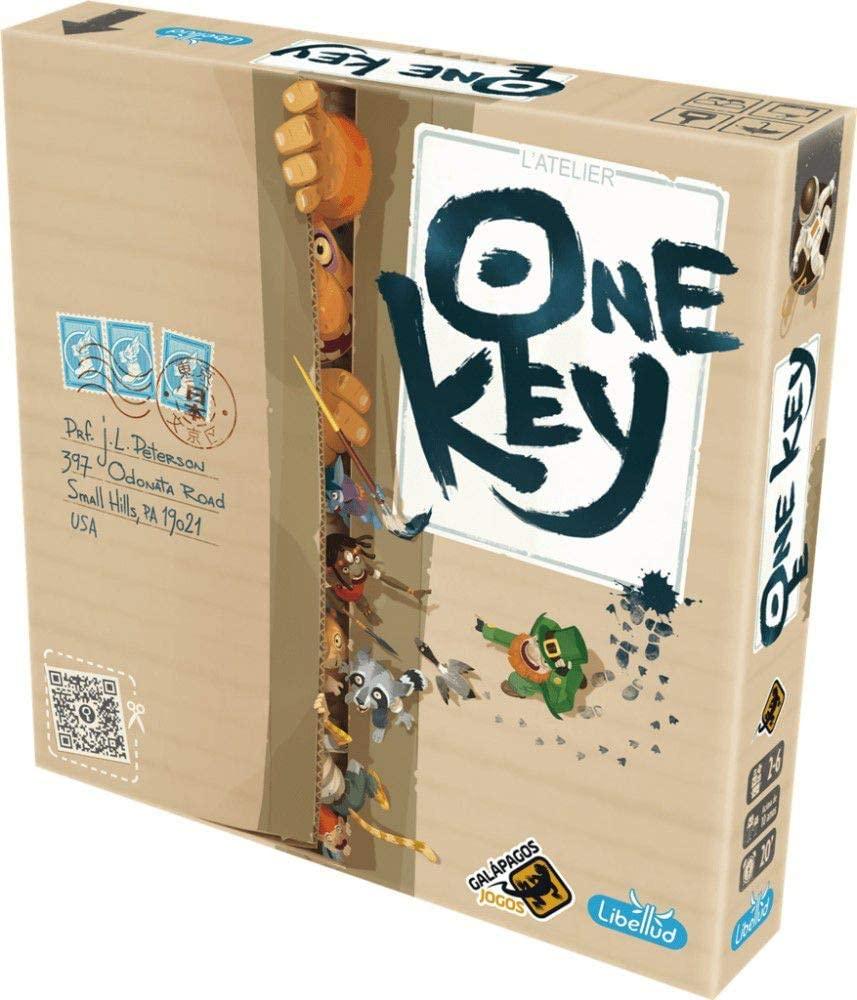 BG - ONE KEY
