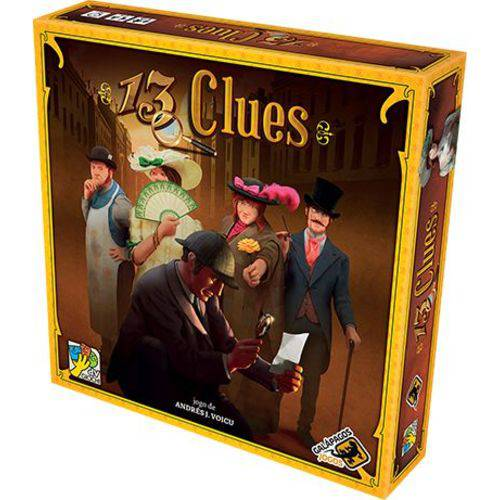 Board Game - 13 Clues