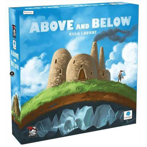 Board Game - Above and Below