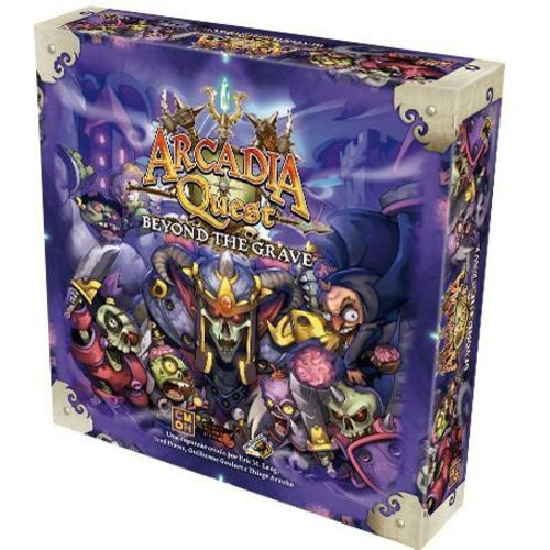 Board Game - Arcadia Quest Beyond the Grave
