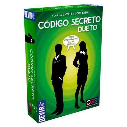 Board Game - Código Secreto Dueto