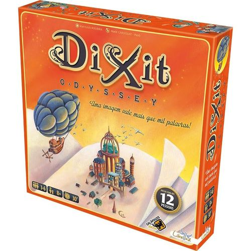 Board Game - Dixit Odyssey