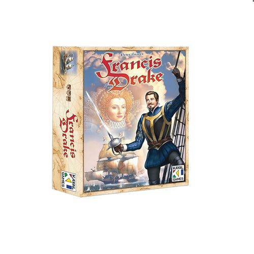 Board Game - Francis Drake