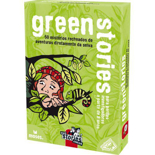 Board Game - Green Stories