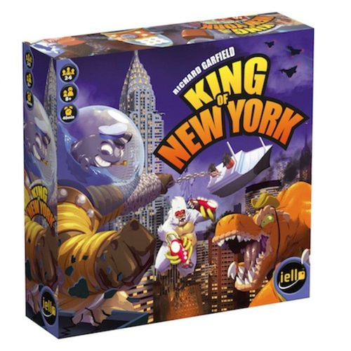 Board Game - King of New York